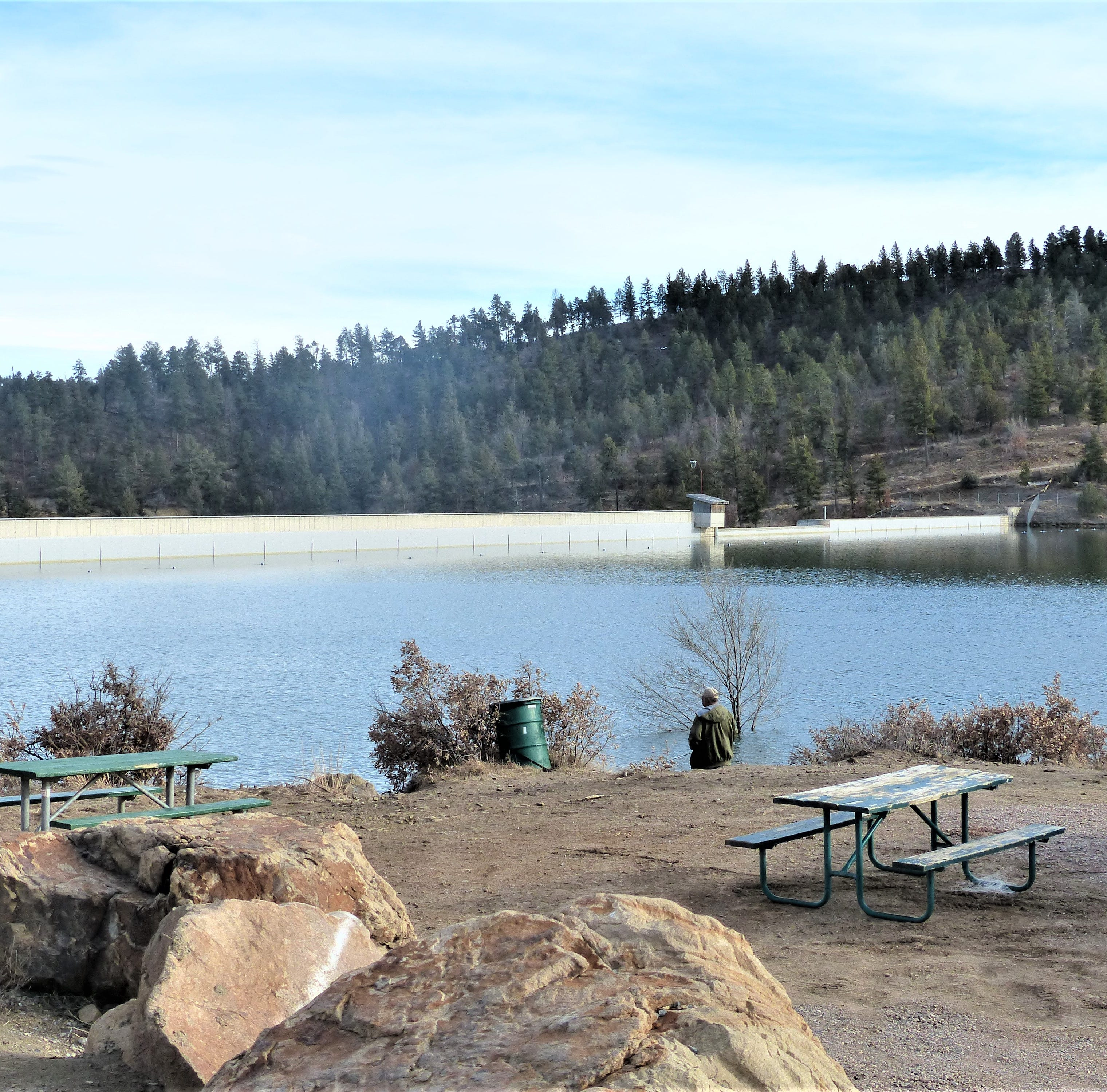 Grindstone Lake seen as major recreational draw to Ruidoso