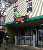 Milford's Burger Joint at 312 North Main Street. The restaurant has been in the village since 2008.