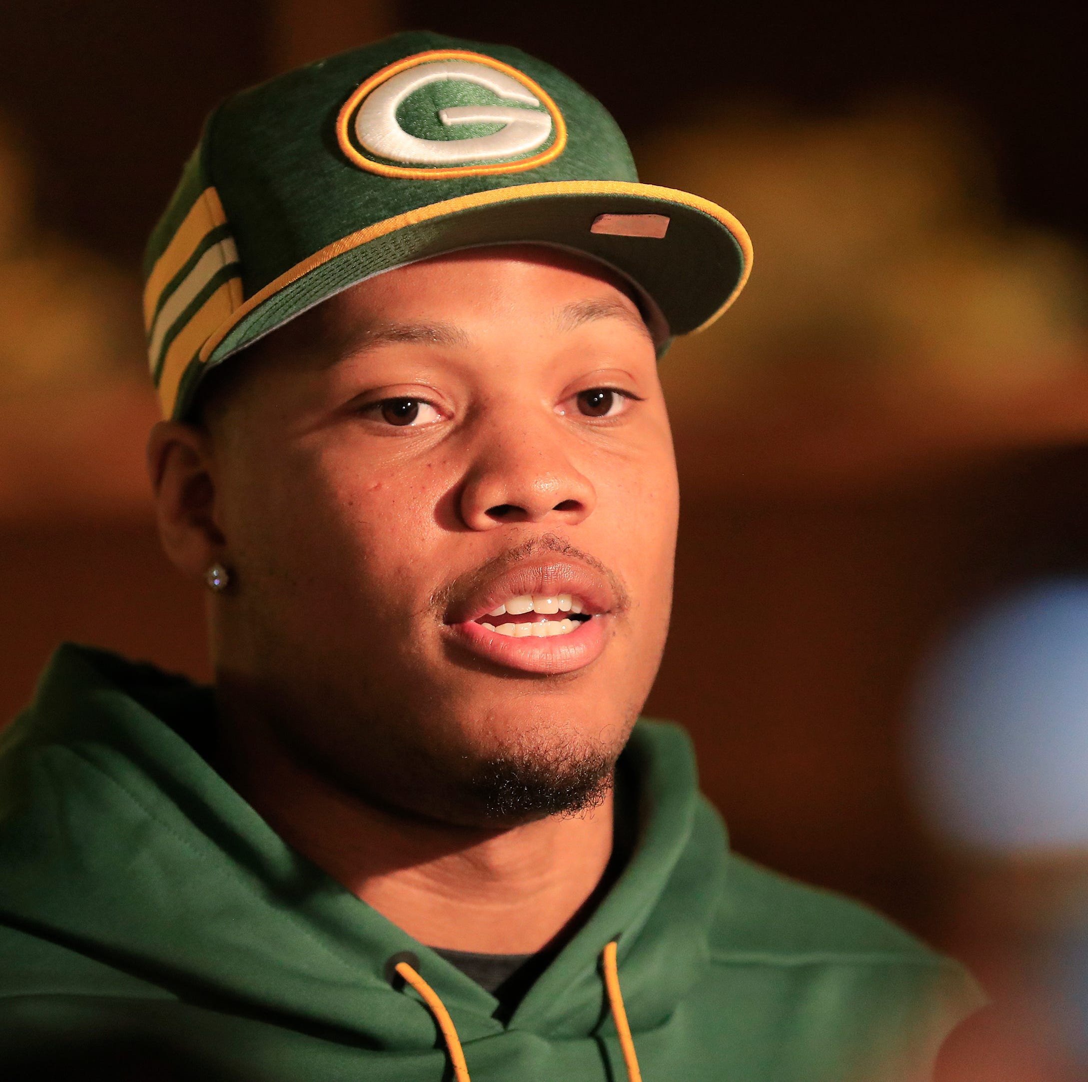 Edge rusher Preston Smith reaching for 'high ceiling' with Packers