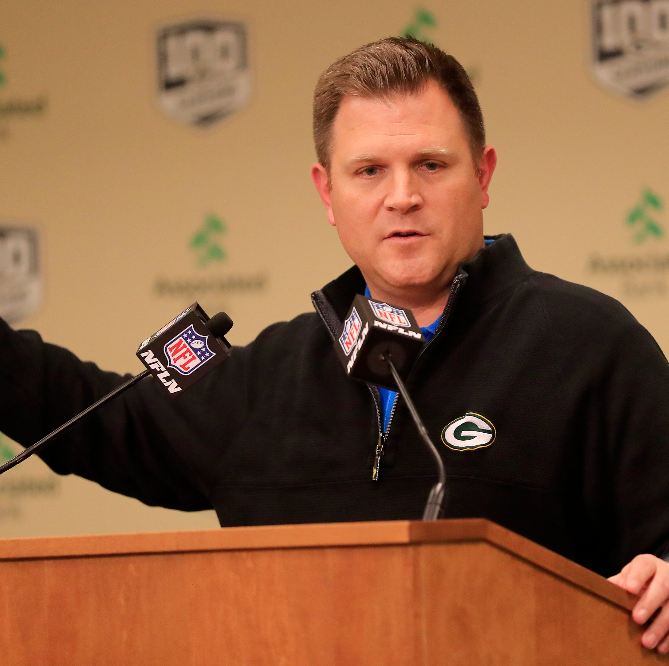 Packers Podcast: What will GM Brian Gutekunst do with his two 1st round picks?