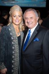 Silver Sponsor Dick Shalhoub and Tracy Smith
