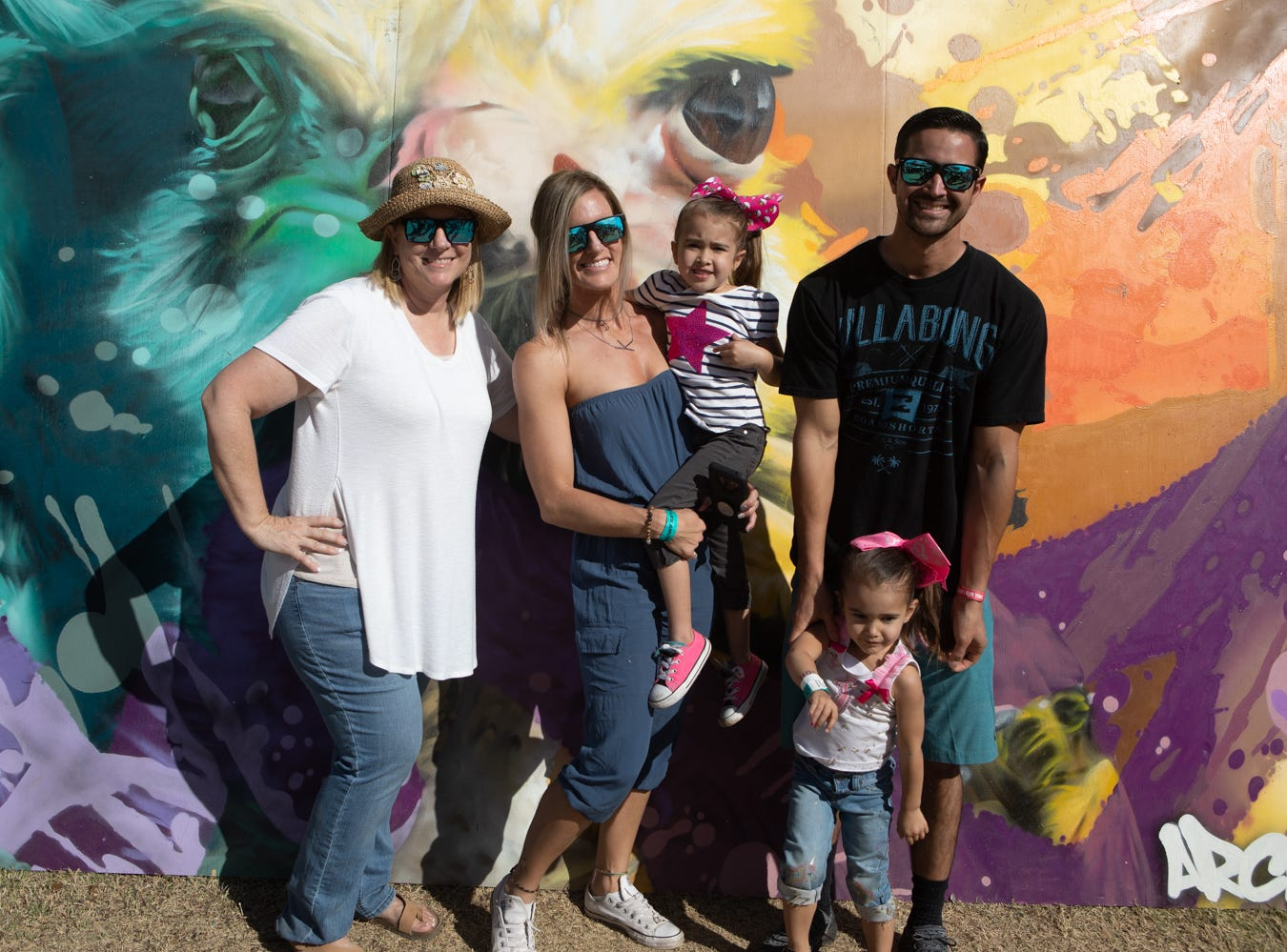 It was a day of family fun at the Chandler Ostrich Festival on Sunday, March. 10, 2019.