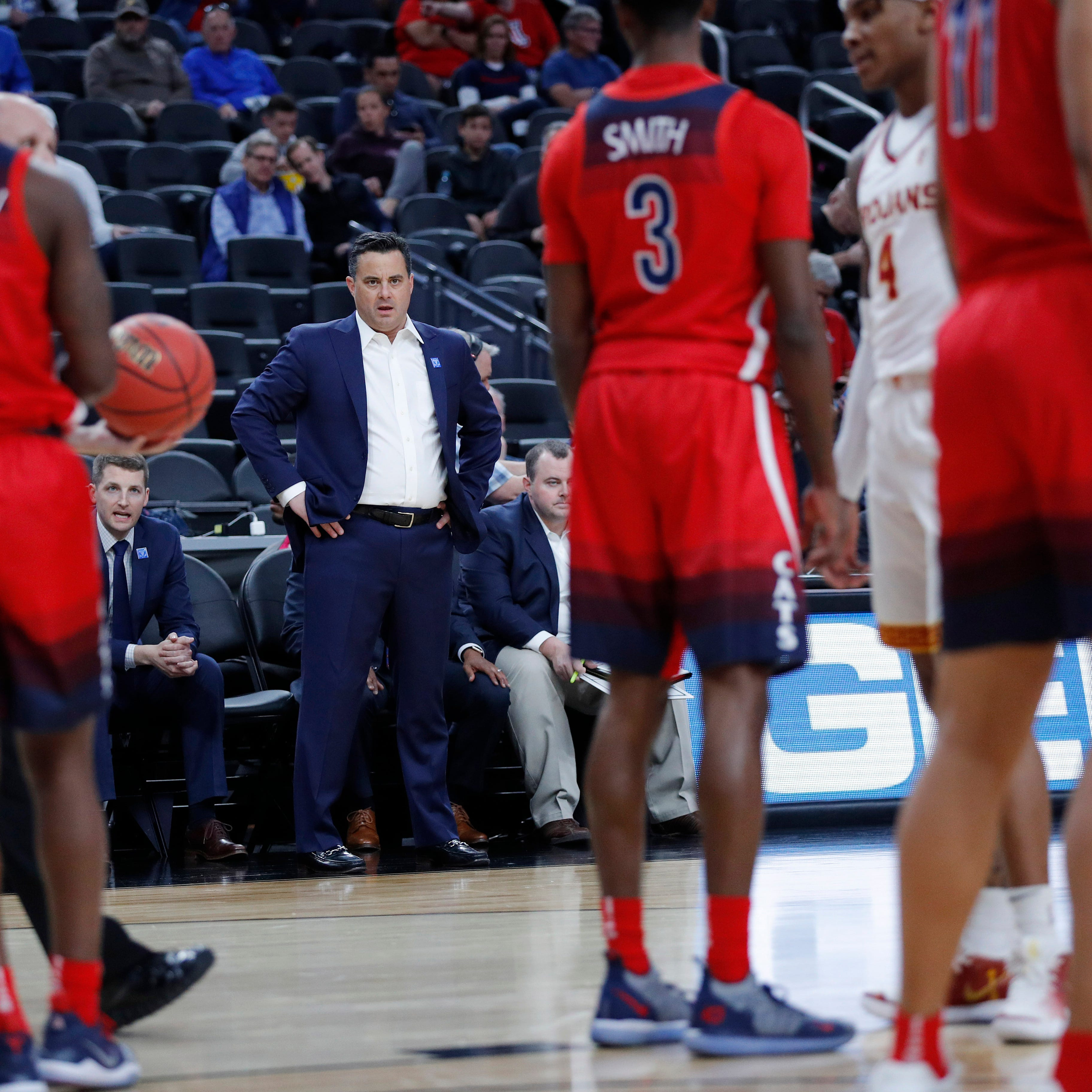 Arizona Wildcats' Pac-12 Tournament exit sets up offseason of uncertainty