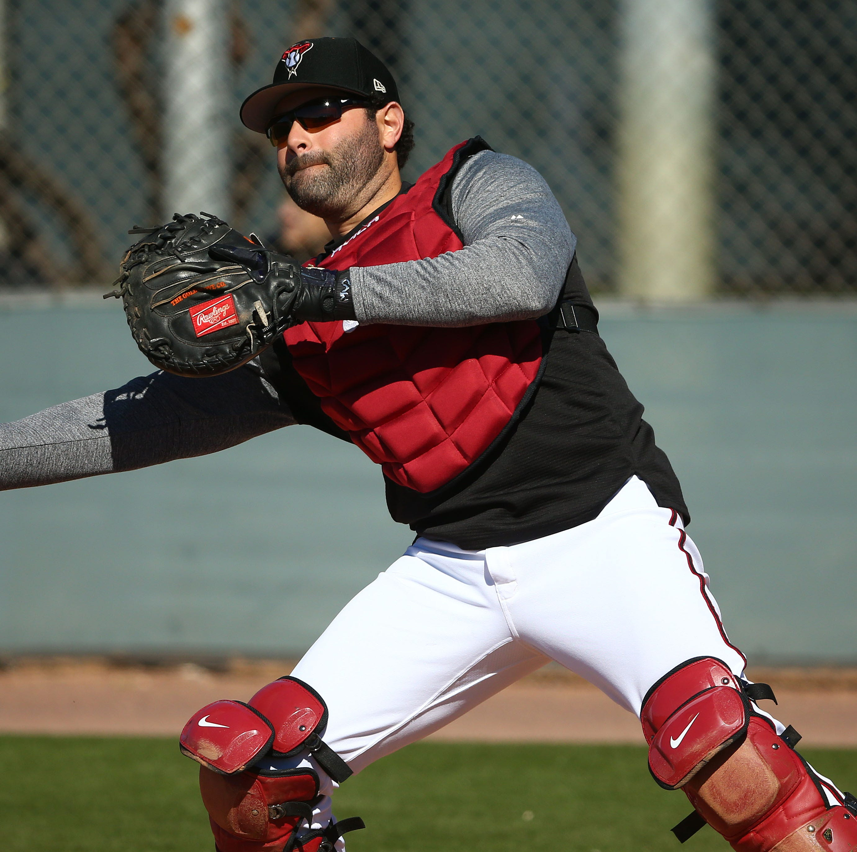 Catch this: Arizona Diamondbacks might move away from 3-catcher system