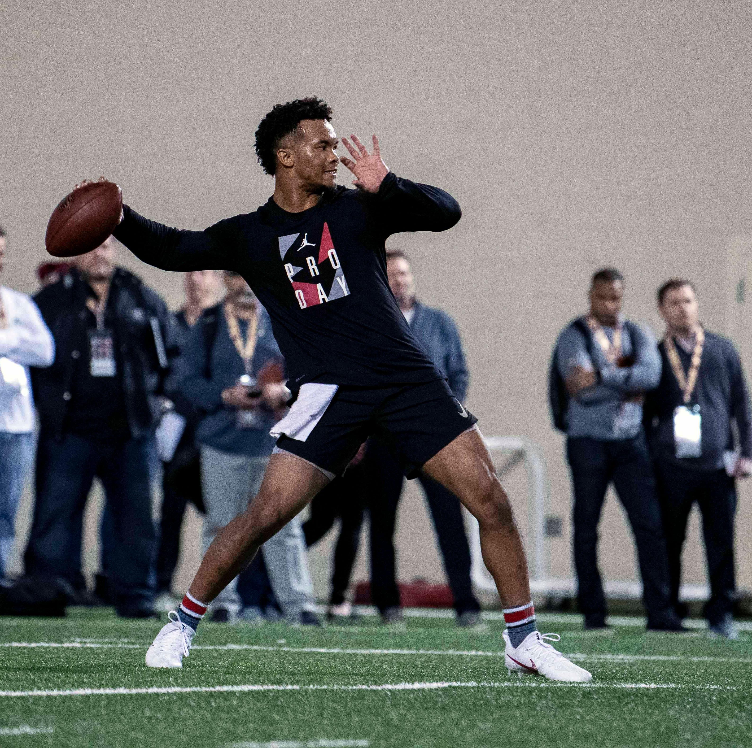 NFL mock draft: Kyler Murray or trade for Arizona Cardinals with No. 1 NFL draft pick