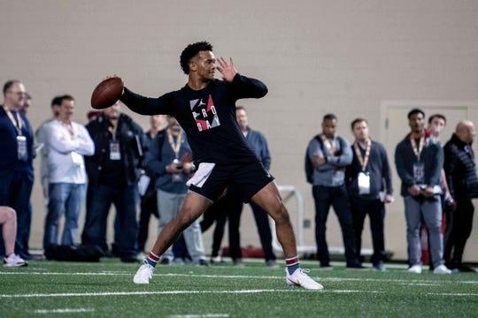 Will Oklahoma quarterback Kyler Murray  be the Arizona Cardinals' No. 1 NFL draft pick in 2019?