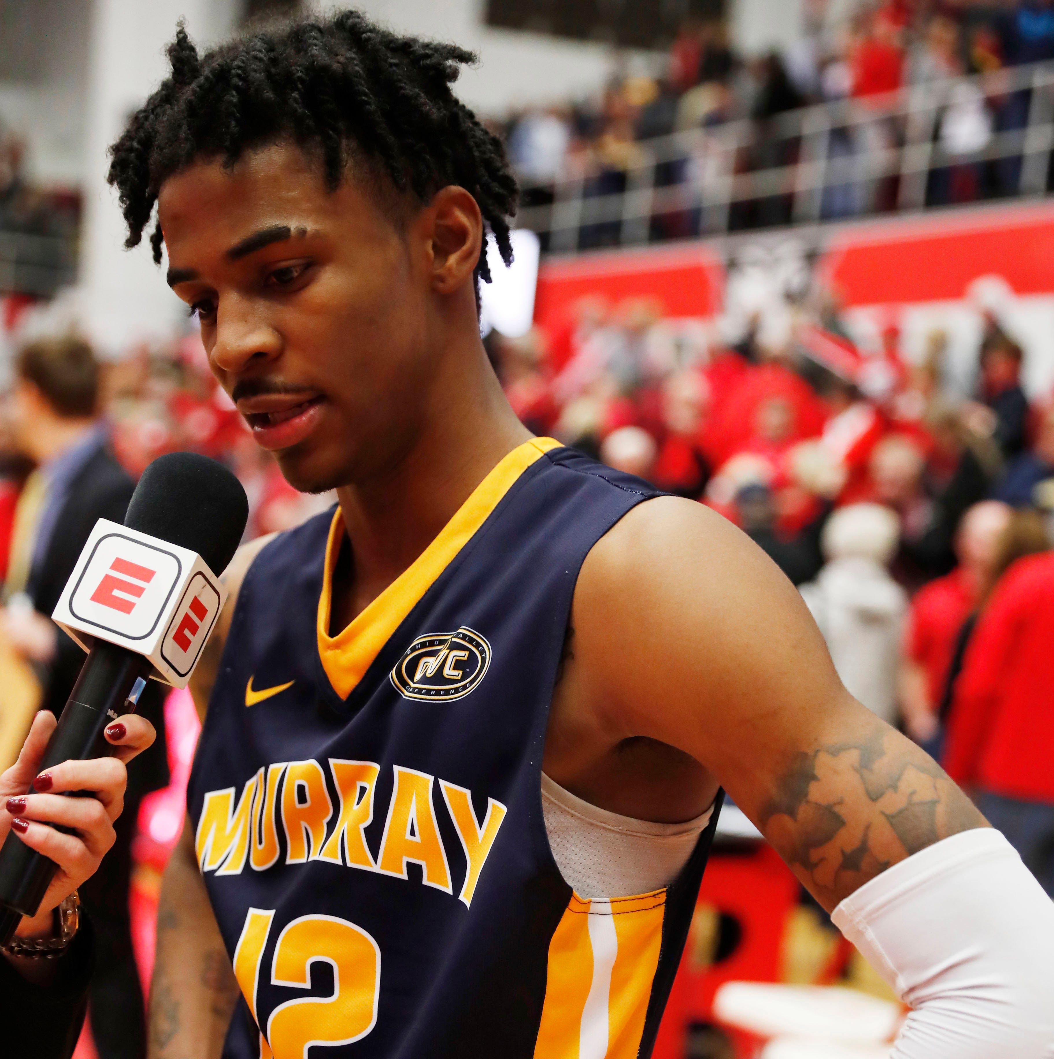 NBA mock draft: Ja Morant may be Phoenix Suns' pick in 2019 NBA draft