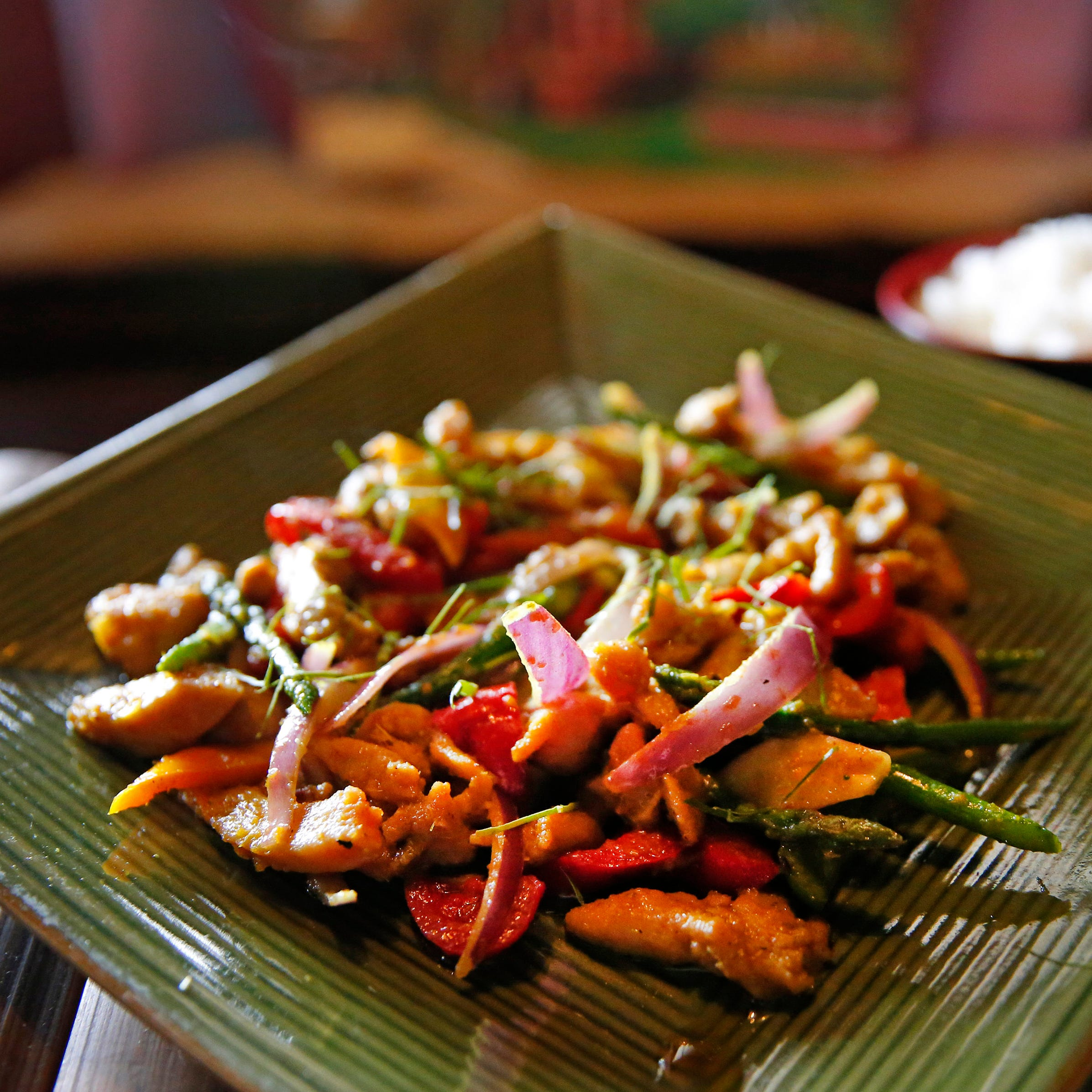 This family-run Cambodian restaurant makes the best cha kreung in Phoenix. Here's how