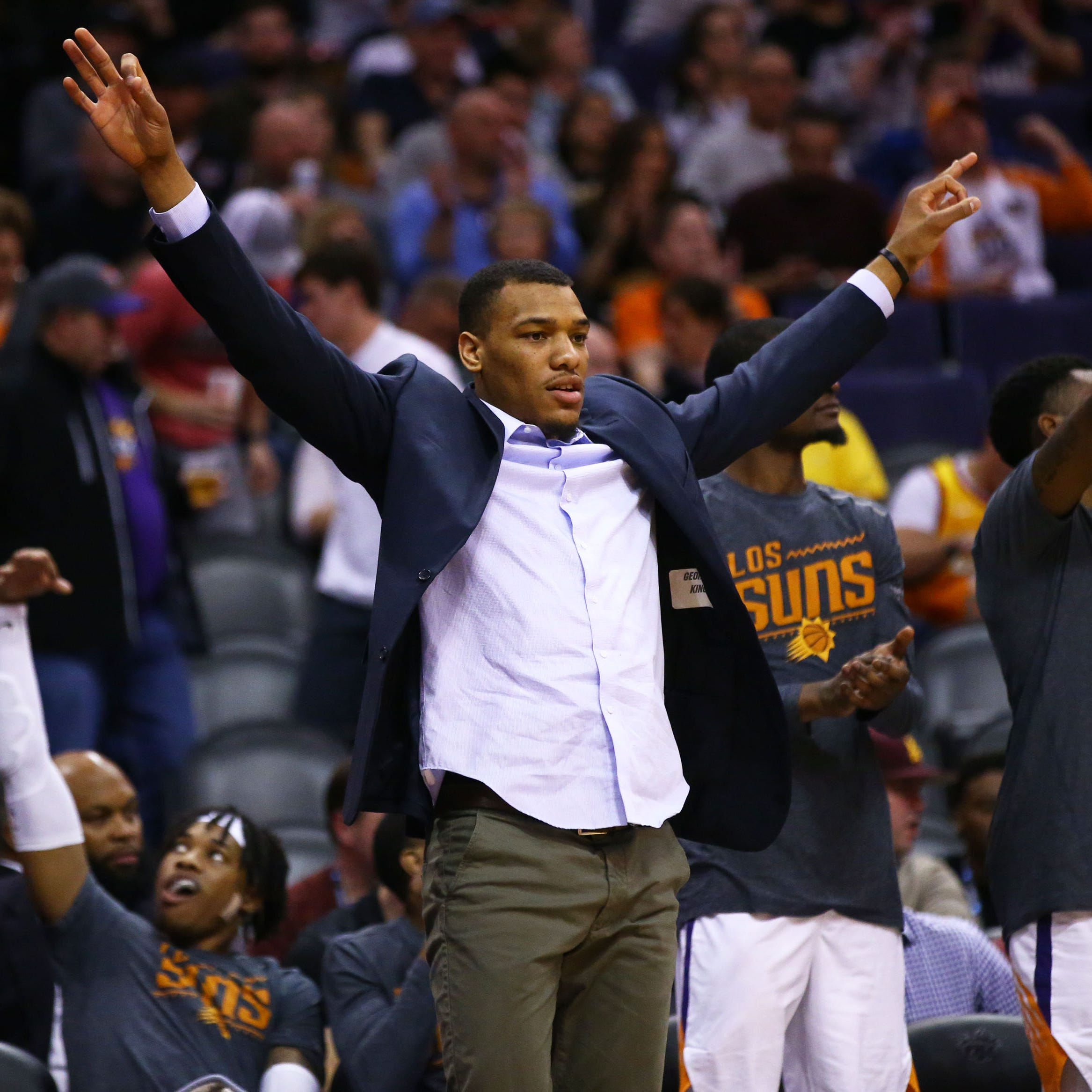 George King impressed with new Suns coach Monty Williams, eyes strong summer league