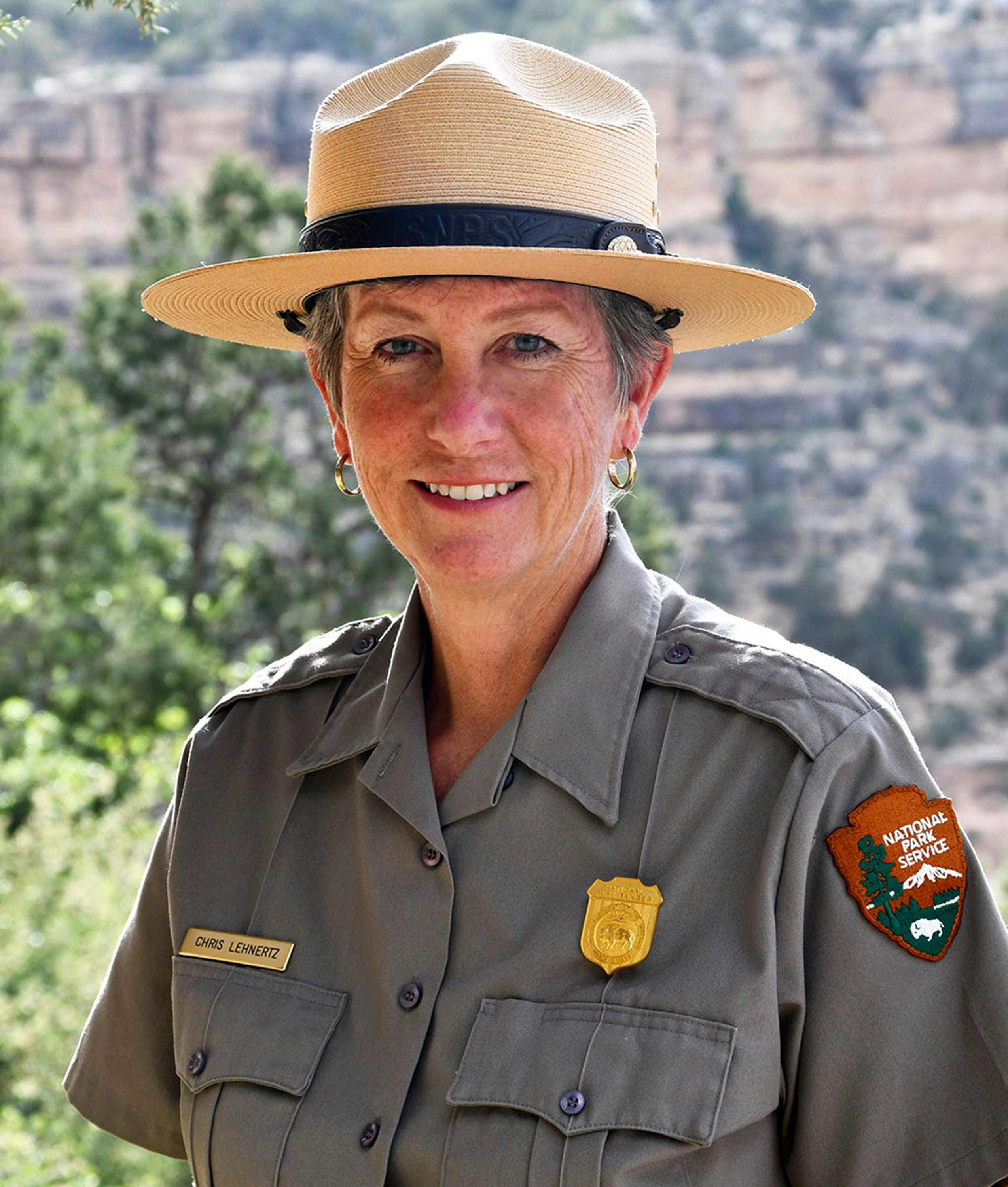 Grand Canyon National Park's 1st female leader is resigning