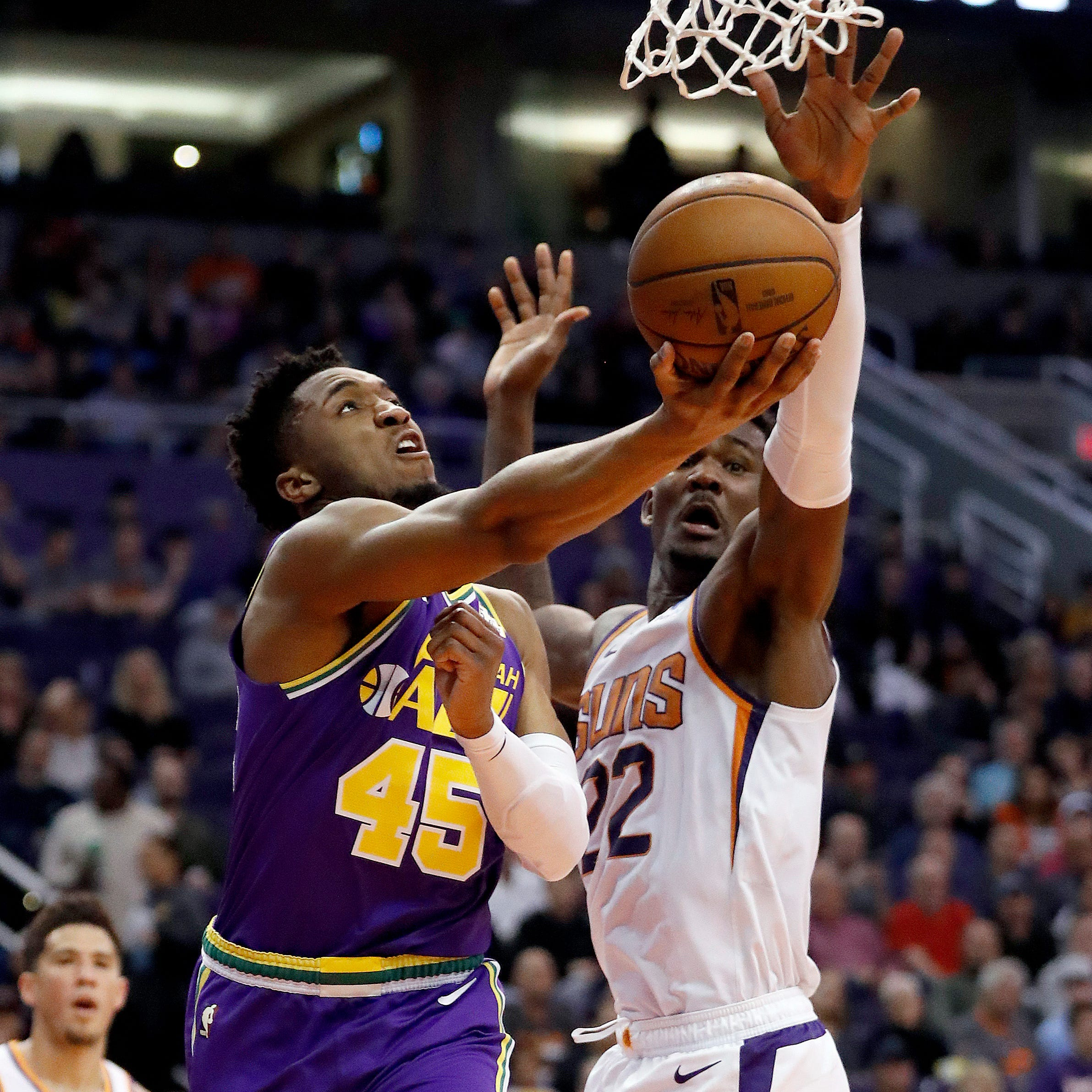 Deandre Ayton plays 'worst game,' takes blame for Suns' loss to Jazz