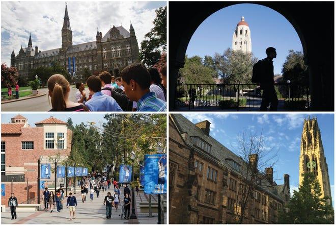 Universidades daban privilegios a cambio de dinero.