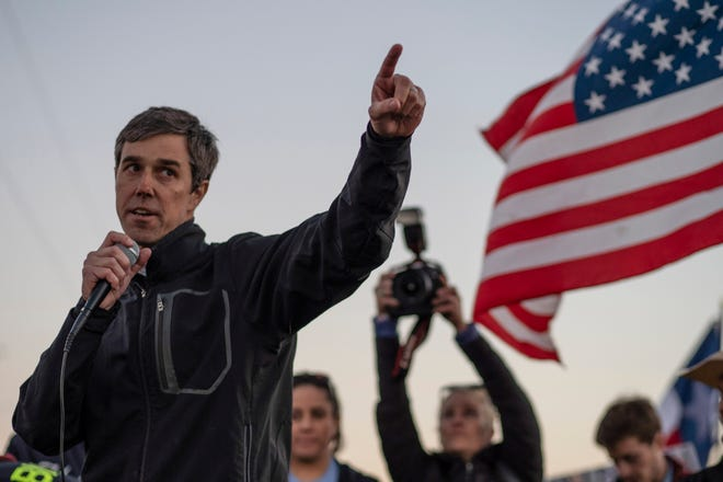 Former U.S. Congressman Beto O'Rourke has officially entered the 2020 Democratic primary for the presidency.