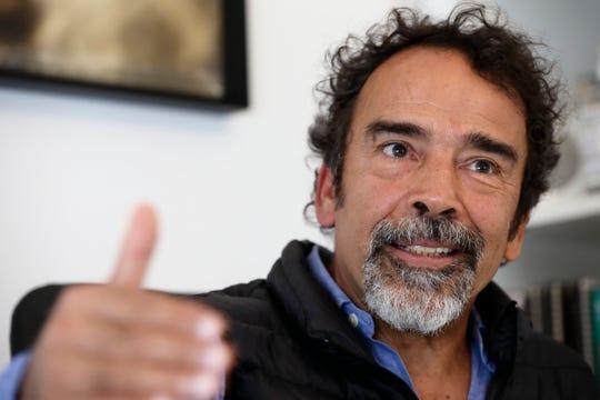 Damián Alcázar. actor mexicano