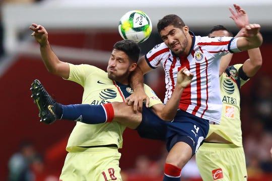 América se impuso a Chivas en Copa MX.