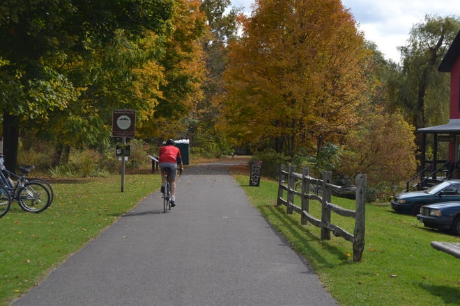 The Hudson Valley Rail Trail