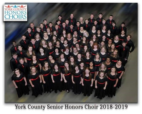 The York County Senior Honors Choir opens its 21st season March 17.