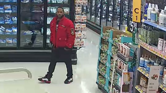 Northern York County Regional Police are looking for this man in connection to a Franklin Township assault on March 8. Photo courtesy of Northern Regional Police.