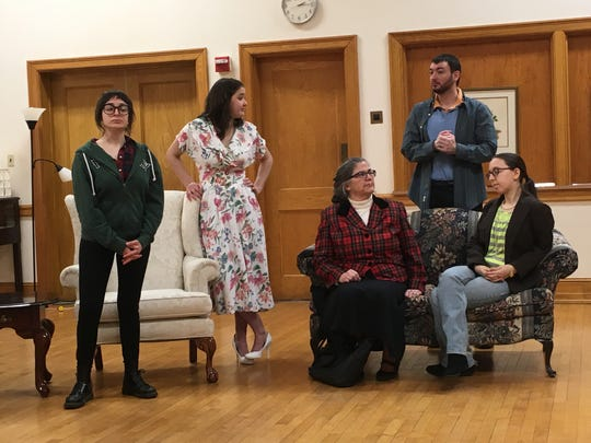 """Upstart Arts presents """"The Importance of Being Earnest,"""" March 15-17."""