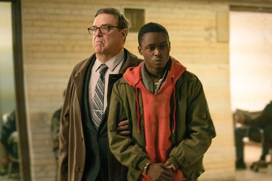 "John Goodman and Ashton Sanders star in ""Captive State."" The movie is playing at Regal West Manchester Stadium 13 and R/C Hanover Movies."