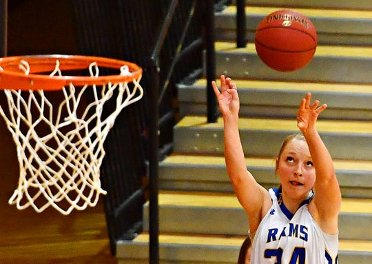 Lexie Kopko returns for Kennard-Dale after averaging 13.2 points per game a season ago. She helped the Rams claim the York-Adams Division II title.
