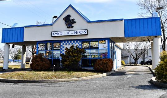 Gyro-X-Press on Memory Lane in Springettsbury Township, Thursday, March 14, 2019. Dawn J. Sagert photo