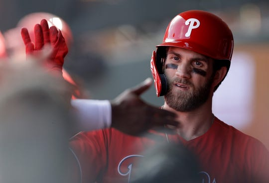 Bryce Harper recently signed with the Philadelphia Phillies. Former New York Yankees superstar Reggie Jackson believes Harper may be the right man to save baseball.
