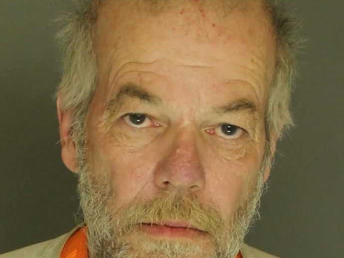Donald Webster, arrested for DUI and careless driving.