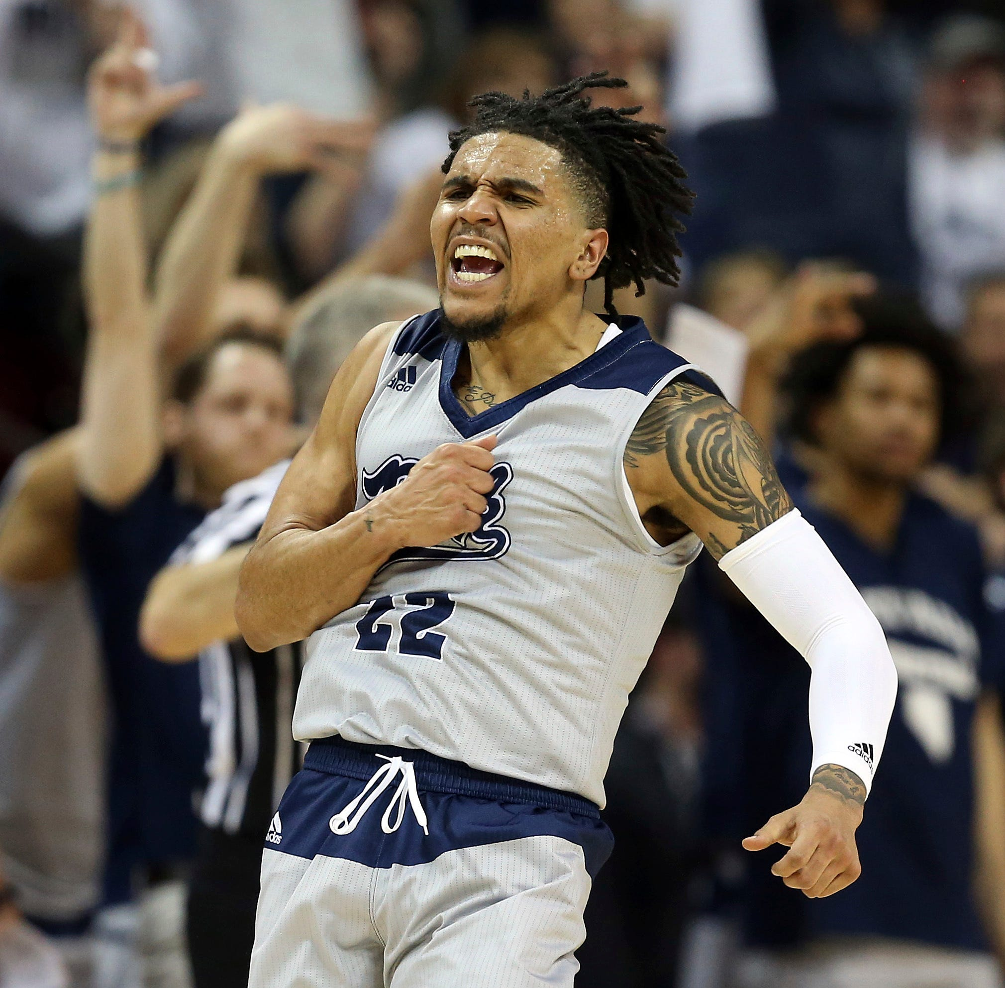 Wolf Pack guard Jazz Johnson enters NCAA's transfer portal