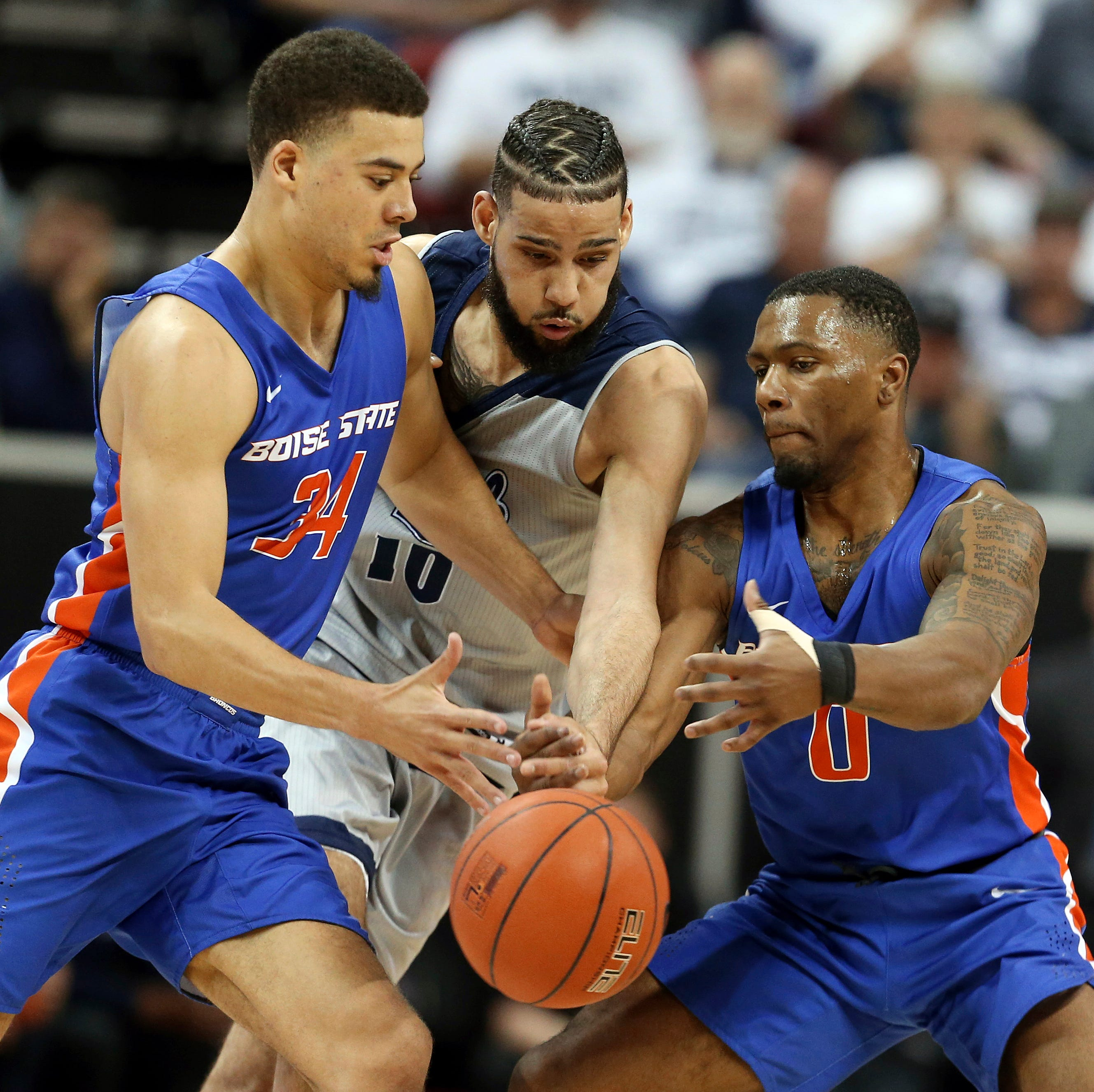 Mountain West basketball tournament: Nevada vs. Boise State video highlights, score