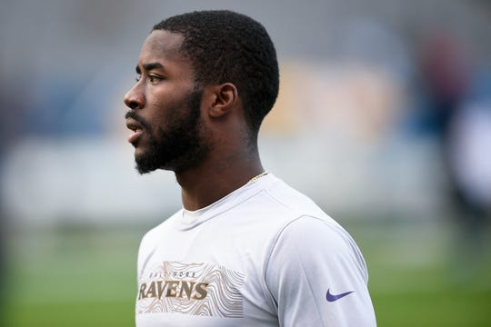 Buffalo's quarterback situation didn't impress John Brown in 2018, but with Josh Allen in the fold Brown signed as a free agent with the Bills this week.
