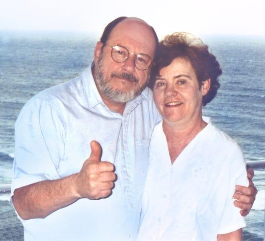 Robert and Nancy Macon.