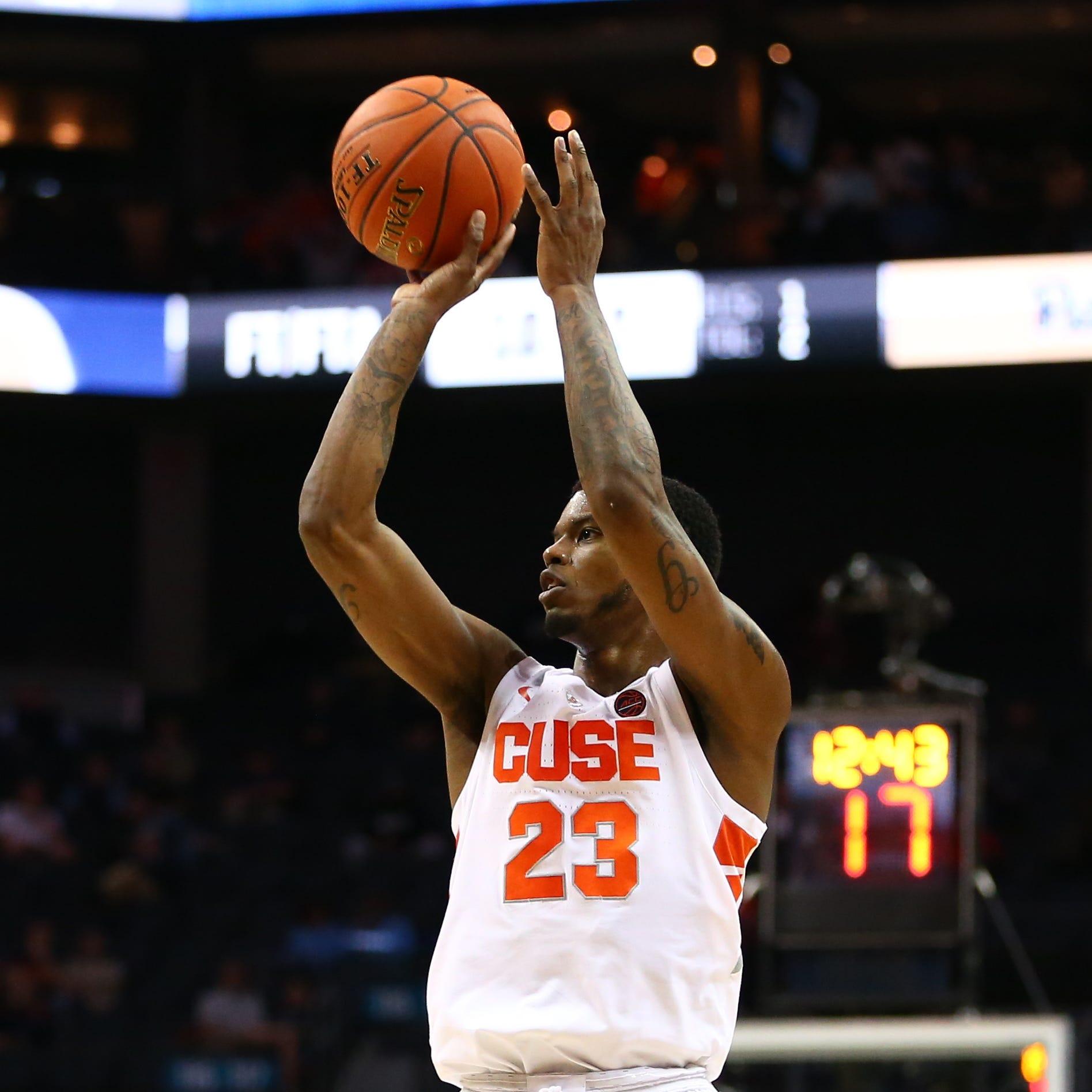 Syracuse Orange vs. Baylor in NCAA Tournament: TV, radio, streaming, odds