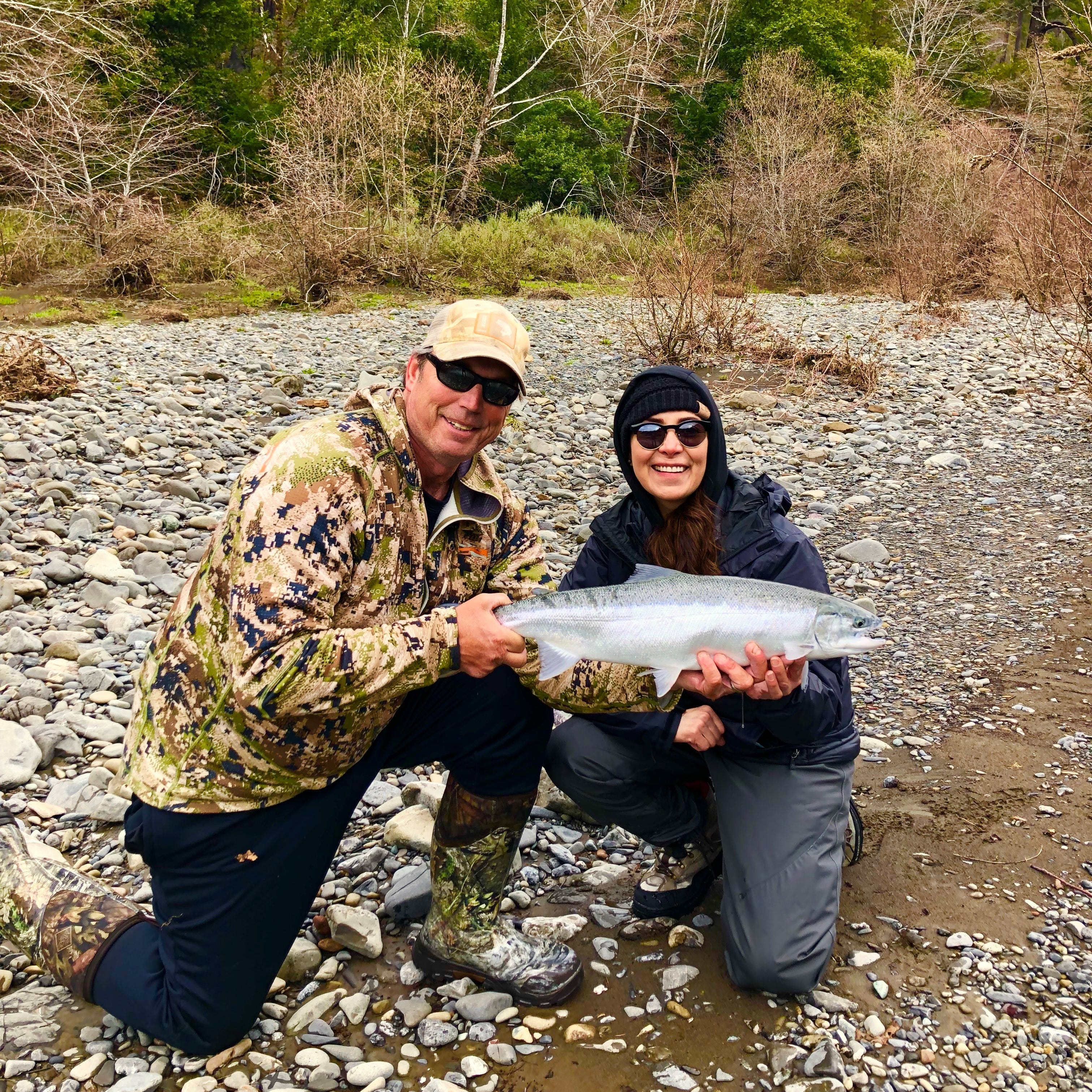 North Sacramento River area fishing report for March 15, 2019