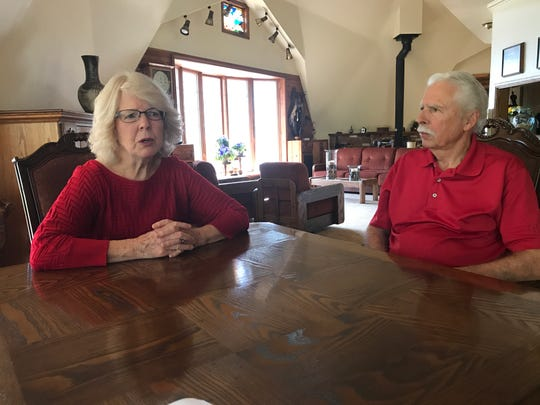 Shasta Live co-presidents Judy and Dave Bush talk about why the group is disbanding after 81 years of putting on shows in Redding. Friday will be the last concert Shasta Live hosts.