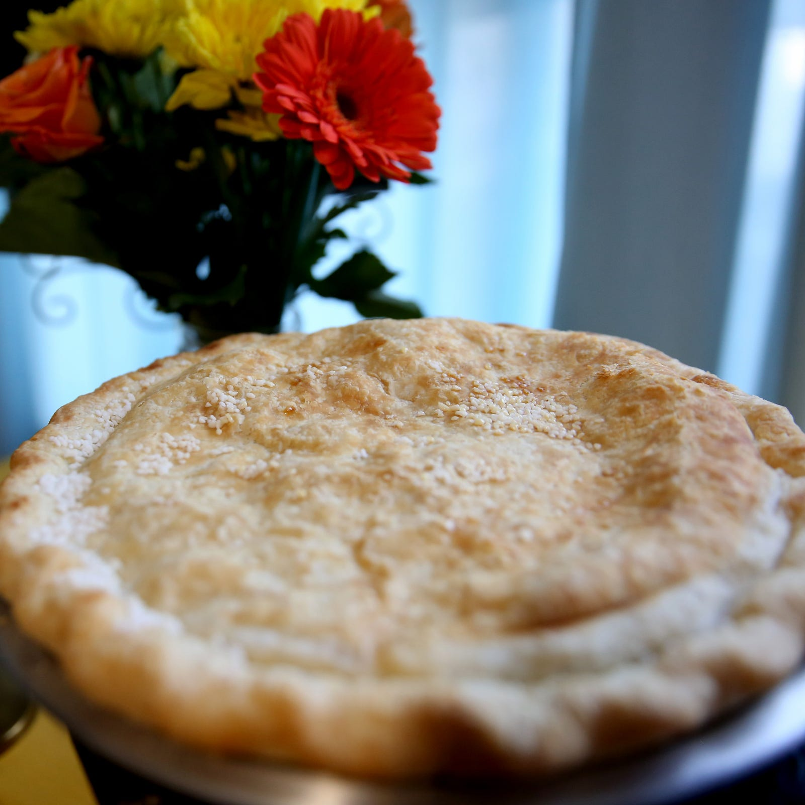 Bountiful Pies, a new West Salem bakery for pie and quiche, opens on Pi Day