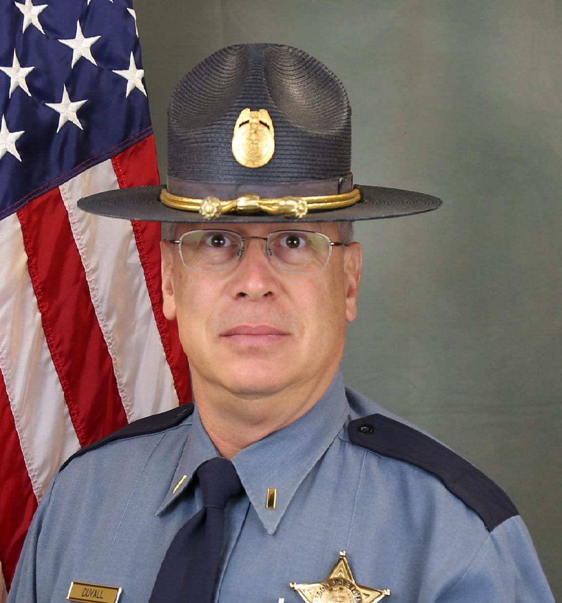 Oregon State Police Lt. Steve Duvall is the commander of his agency's Critical Incident Response Team, which provides support for troopers after a major incident or crisis.