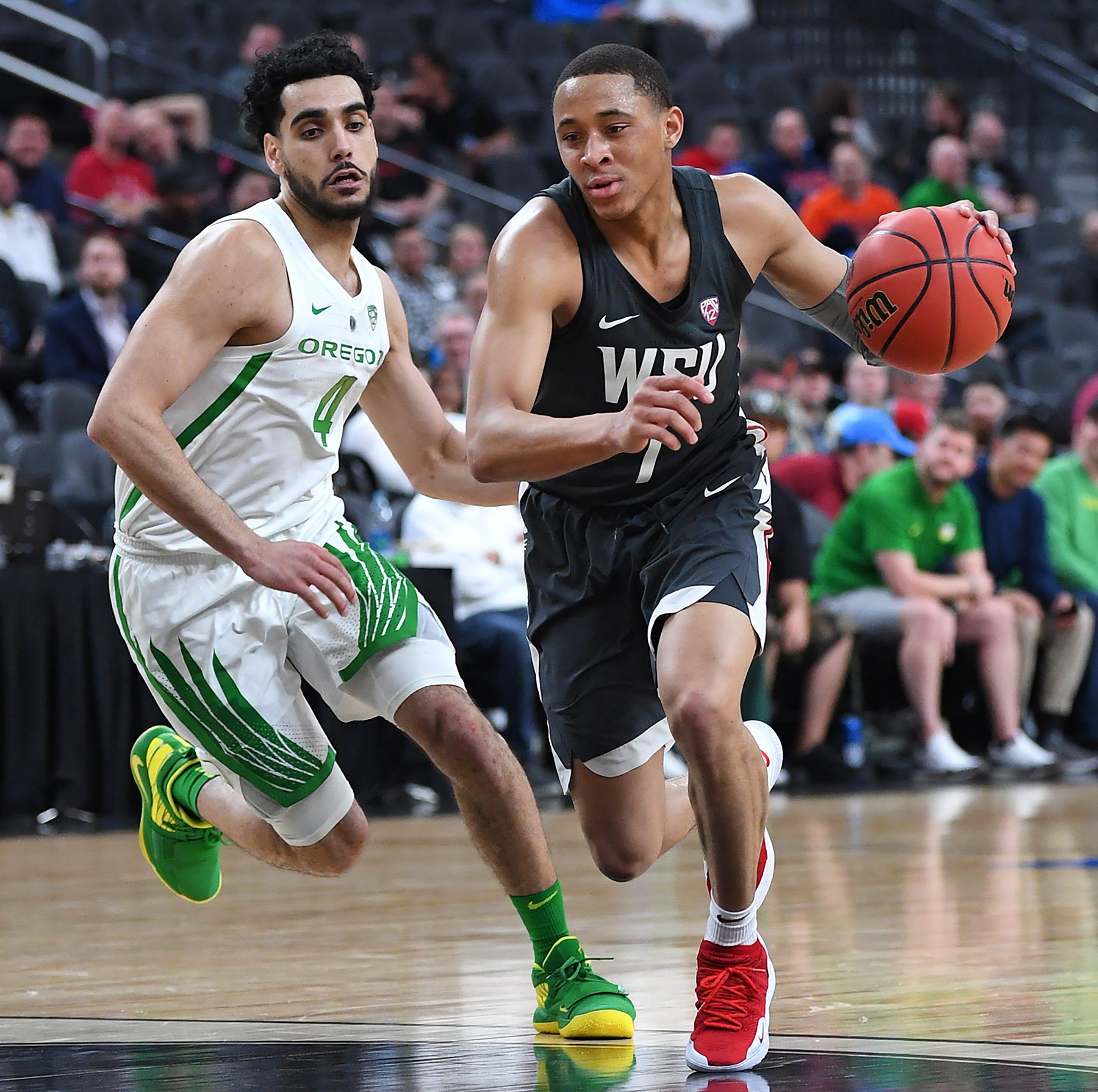 Ducks basketball: Oregon dominates Washington State 84-51 in Pac-12 opener