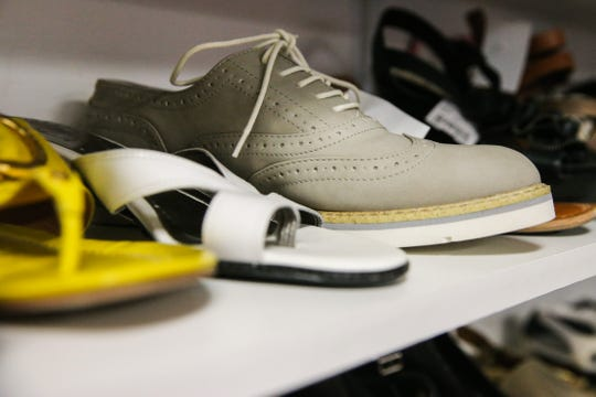 A Second Look Consignment has women's nearly new items such as clothing, jewelry and shoes.