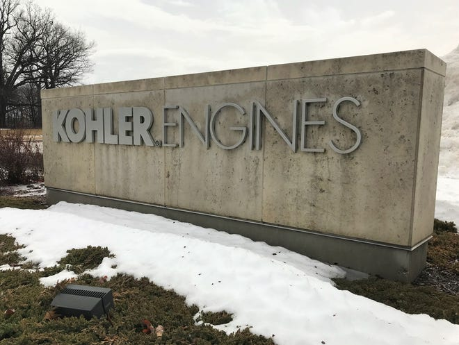 More than 300 Sheboygan County-based Kohler Co. employees will be transferred to other divisions when the company consolidates its small engines division in Mississippi later this year.