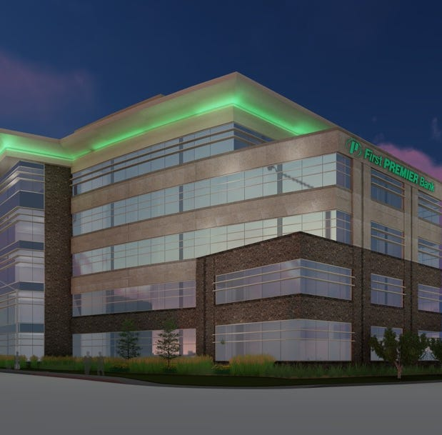 Five-story First Premier headquarters heading to major Sioux Falls intersection