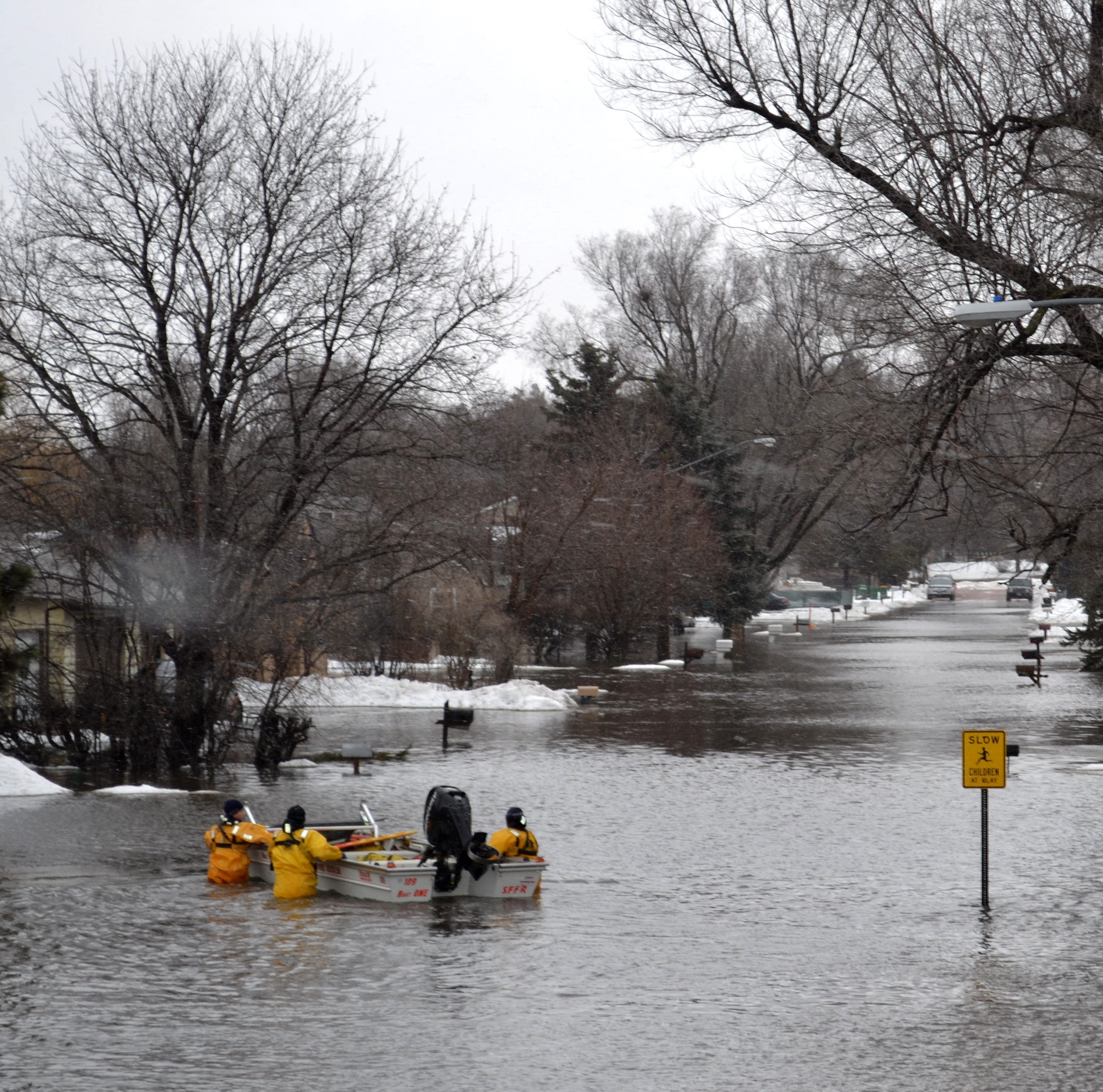 Here's how the city and county are preparing for the next round of flooding