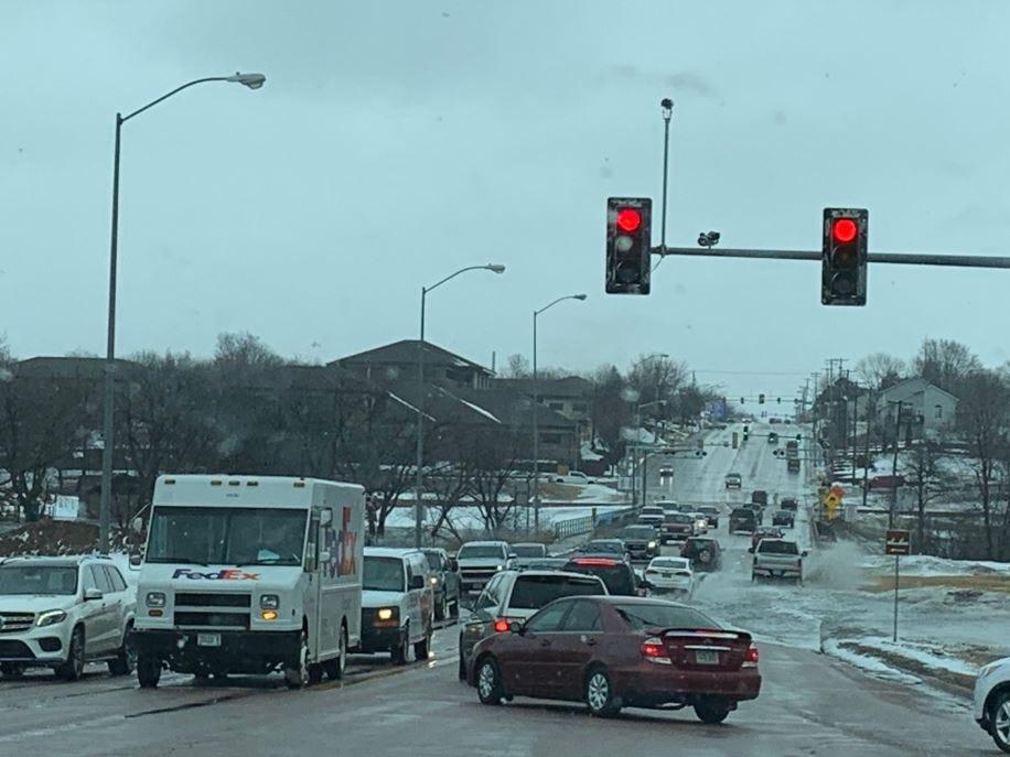 The 26th Street bridge near Southeastern Ave.