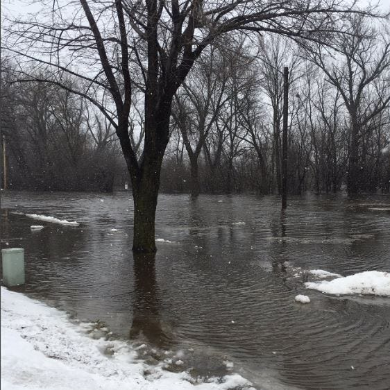 Sioux Falls shifts to 'recovery mode' after historic flood