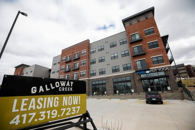 The Galloway Creek development.