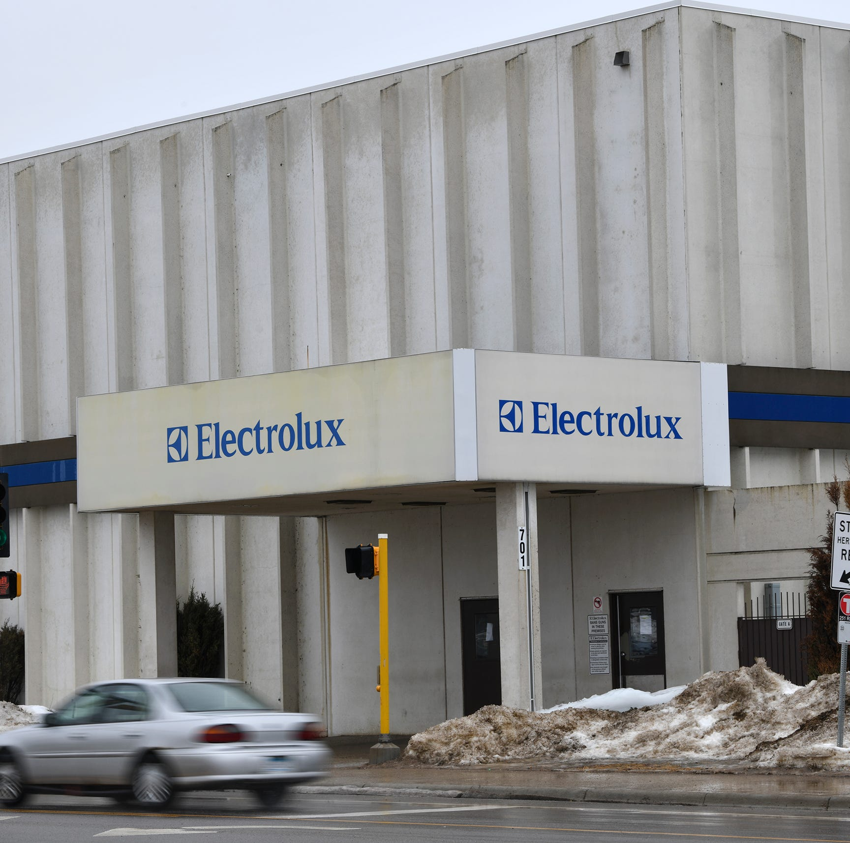 St. Cloud Electrolux production to end Nov. 1 — 90% of staff will be laid off then