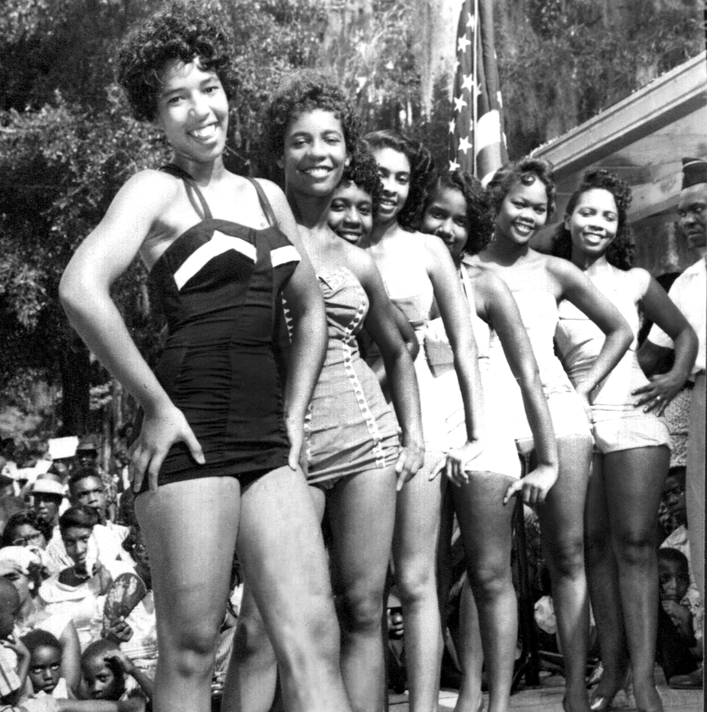 Paradise Park photos inspired Lu Vickers 'oral history' of segregated vacation spot