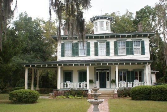 John Denham House is on the Monticello Tour of Homes.