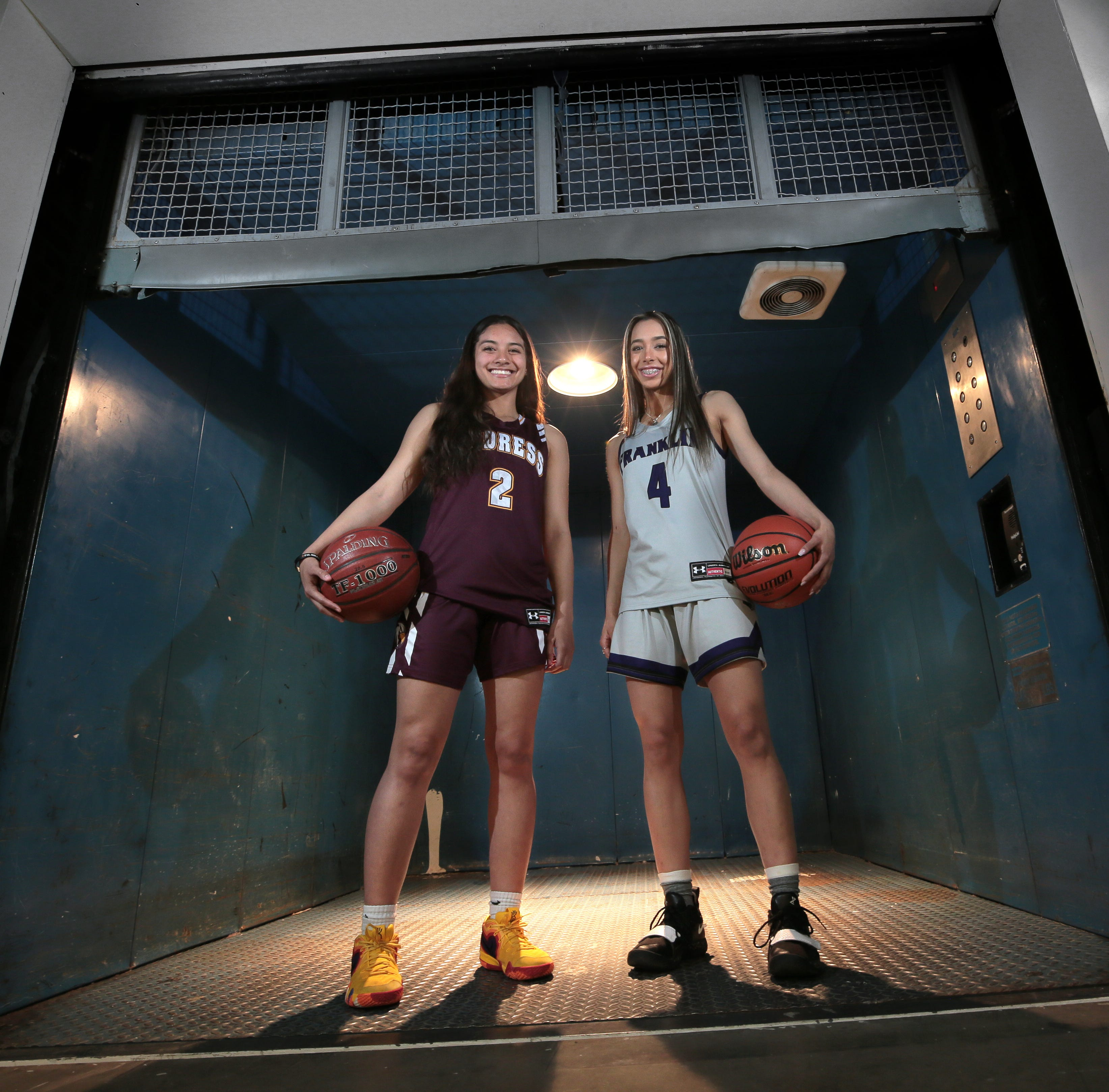 El Paso high school basketball: Franklin, Andress and Burges produces Players of Year