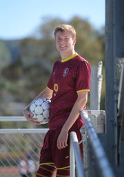 Dylan Studer wasn't sure about moving to defense for his junior year at Simi Valley, but he quickly became the focal point of a stingy Pioneers team.
